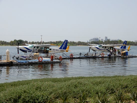 Seawings Seaplane Tours: Two immaculate Seawings Cessna Caravans await you