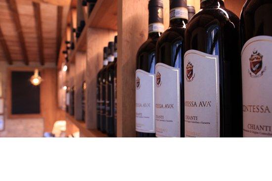 Il Colombaio Wine Tasting