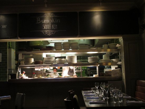 Bumpkin Restaurant London Reviews