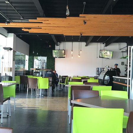 GreenCups Coffee & Snack