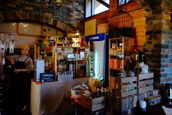 Уезд Като, Япония: Nice restaurant at the spot