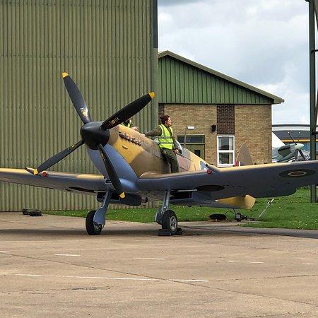 Battle of Britain Memorial Flight Visitor Centre صورة فوتوغرافية