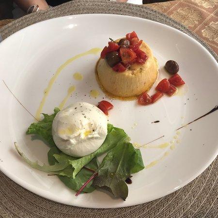 Ottima cucina Piemontese... anzi, divina!