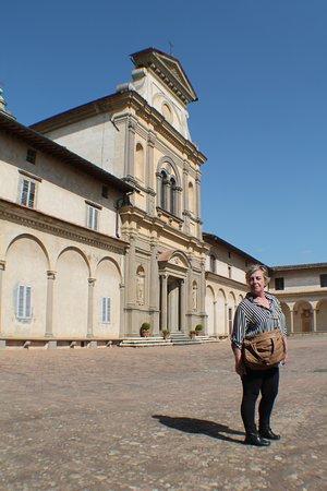Galluzzo, Italy: la chiesa
