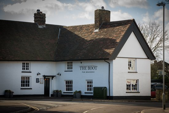 ‪‪Histon‬, UK: The Boot‬