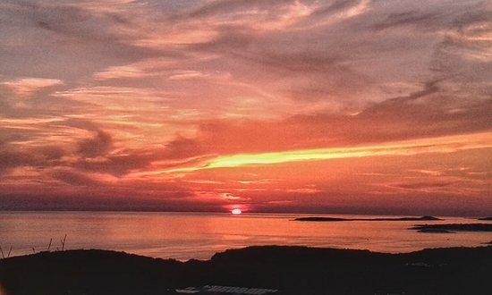 Providenca Tematski Vidikovac : Sonnenuntergang