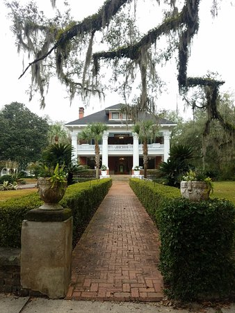 Herlong Mansion Bed and Breakfast Inn: Herlong Mansion