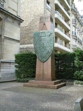 Monument aux Morts du 16eme arrondissement