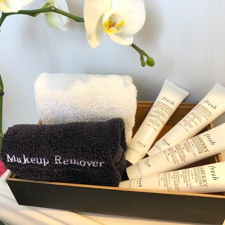 The Parsonage Inn: Our gorgeous fresh amenities