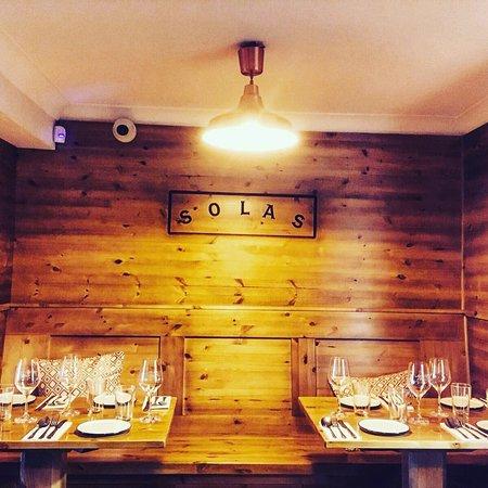 Solas Tapas & Wine