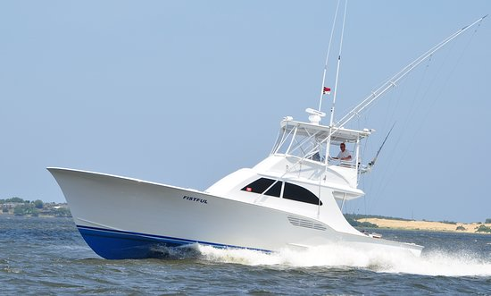 Kill Devil Hills, Carolina del Norte: Fistful Sportfishing