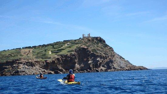 Kifissia, اليونان: Athens Sea Kayak Tour