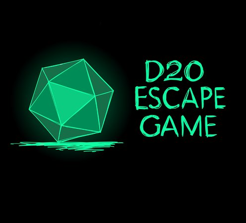 D20 Escape Game