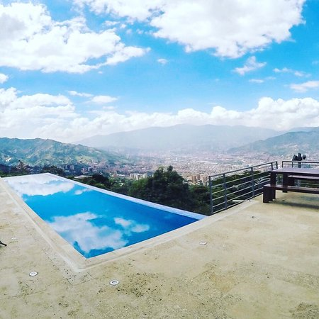 Medellin VIP : View from the top