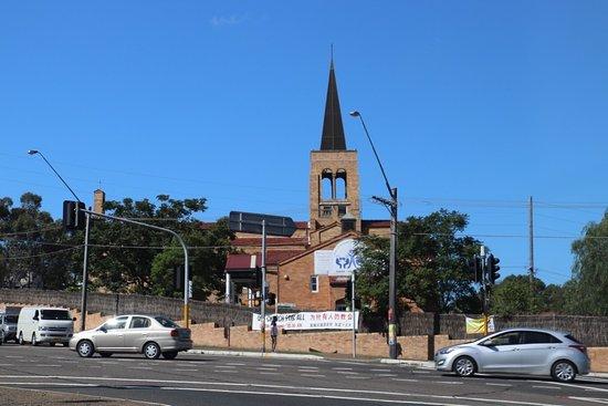 Penshurt Anglican Church