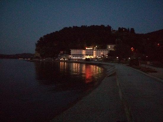 باربارا فيسا: Albergo di notte