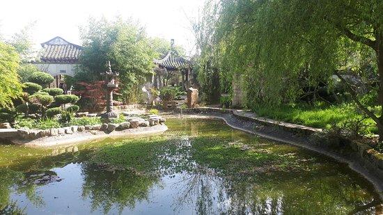 Jardin 3 Picture Of Jardin Chinois De Yili Rambouillet Tripadvisor