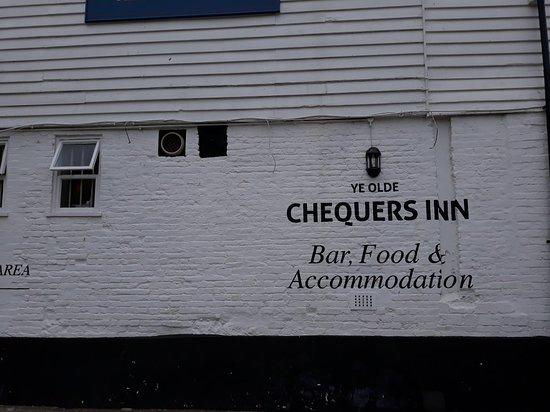 Ye Olde Chequers Inn Restaurant: 20180424_171900_large.jpg
