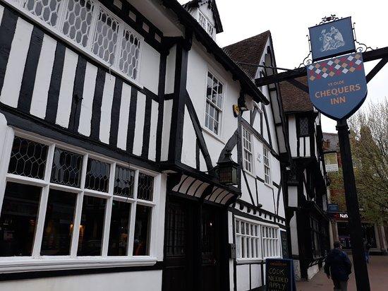 Ye Olde Chequers Inn Restaurant: 20180424_171914_large.jpg