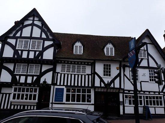 Ye Olde Chequers Inn Restaurant: 20180424_172707_large.jpg