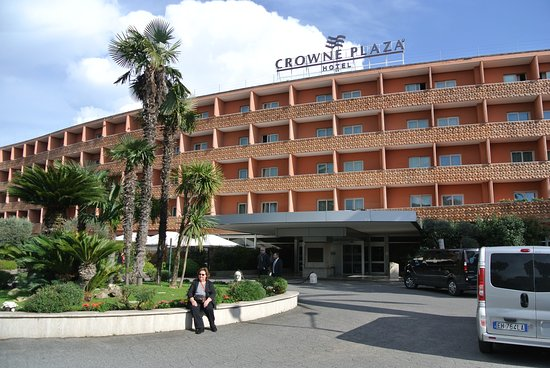 Crowne Plaza Rome - St. Peter's: Crowne Plaza Hotel St Peters in Rome