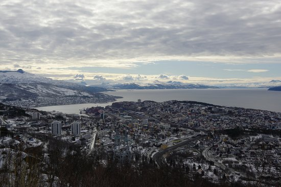 Narvik Municipality, Noruega: The city of Narvik