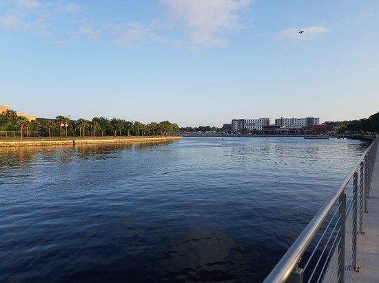 Tampa Riverwalk – fotografija