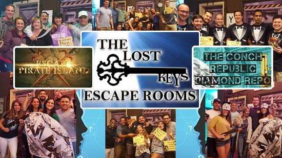 ‪The Lost Keys Escape Rooms‬