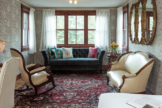 Sparrow Bush, Estado de Nueva York: Honeymoon Suite