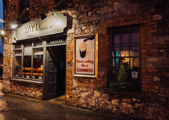 "Ennis, Ireland: ""Taylor's Bar"""