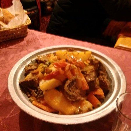 Morocco Experience Tours: Cena en el desierto!