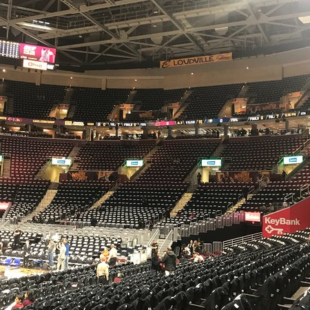 photo0 jpg - Picture of Quicken Loans Arena, Cleveland