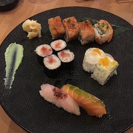 aroma sushi angers restaurant avis num ro de t l phone photos tripadvisor. Black Bedroom Furniture Sets. Home Design Ideas