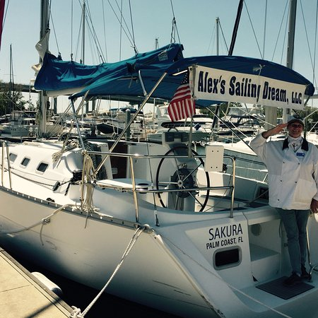 Palm Coast, FL: It is unforgettable adventure with Captain Alex and experience of lifetime!