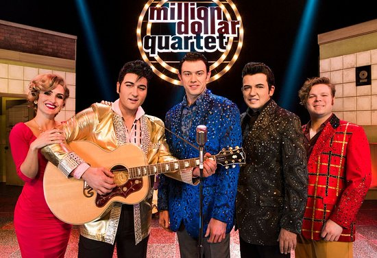 ‪Million Dollar Quartet‬