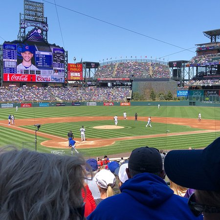 Coors Field Tour Review