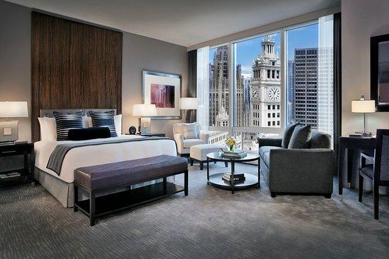 Luxury Chicago Hotel - Trump Chicago - Picture of Trump International Hotel & Tower Chicago - Tripadvisor