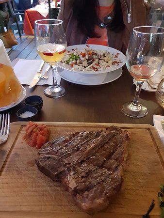 Steakhouse Faustino's: 20180425_203250_large.jpg