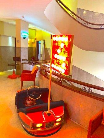 Pao de Acucar Hotel: un pezzo dell'antiquariato presente in albergo