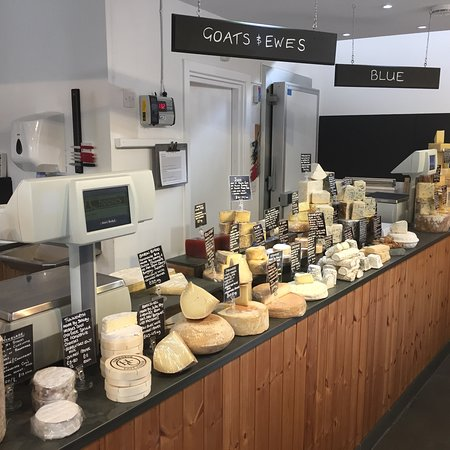 ‪Cartmel Cheeses‬