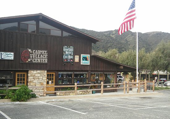 We are located in Downtown Carmel Valley Village in The Center Street Marketplace