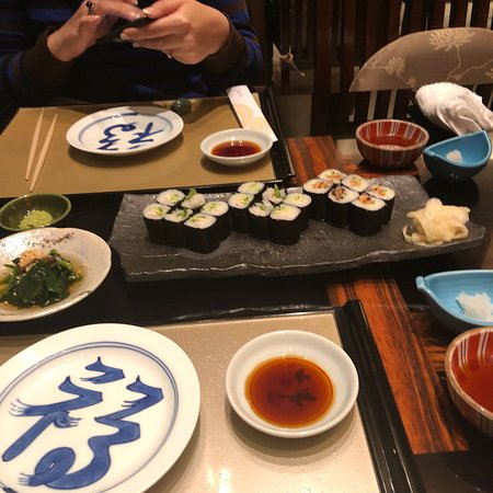 Top Japanese food experience!