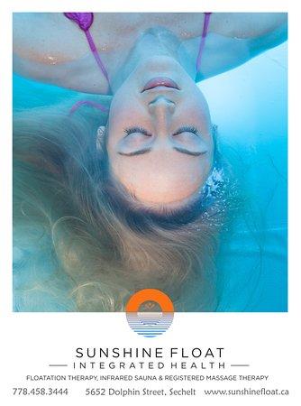 Sechelt, Kanada: Sunshine Float & Integrated Health