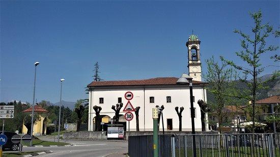 Brivio, إيطاليا: Chiesa di San Leonardo - Brivio.