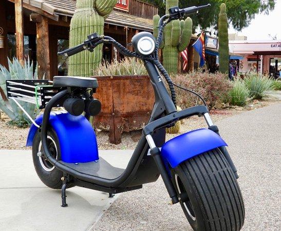 Big Phatty Scooter Rentals