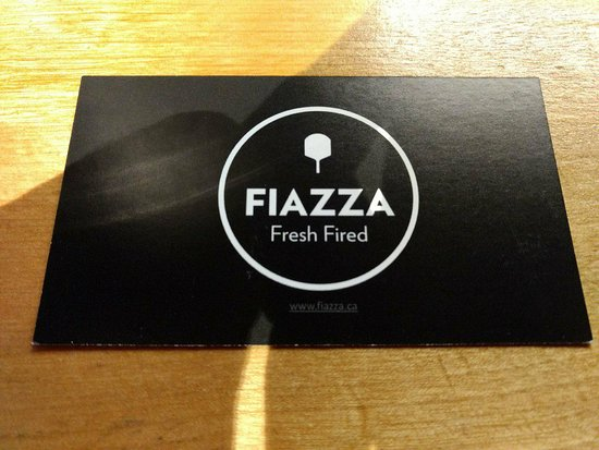 Fiazza Fresh Fired: Closes later than most restaurants in Market Square