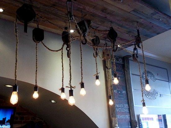 Gunnison, CO: Love the lighting!