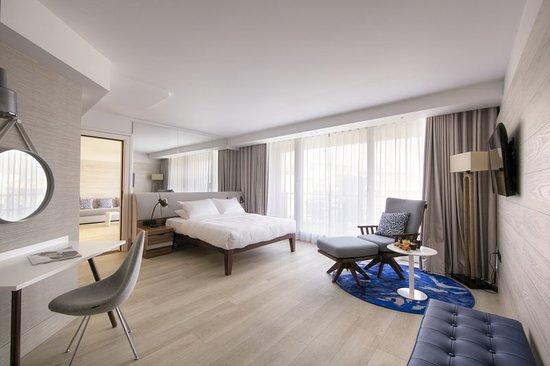 Radisson Blu Hotel, Nice: Suite