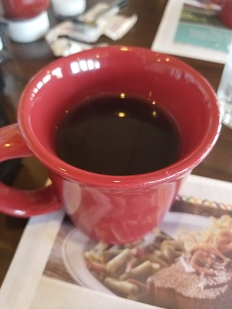 Brunswick, OH: bruned coffe