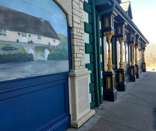 Irish Cottage Boutique Hotel: Exterior